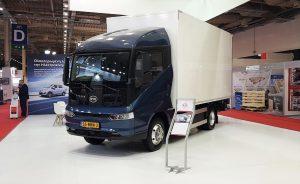 Caminhão 100% elétrico BYD ETM6